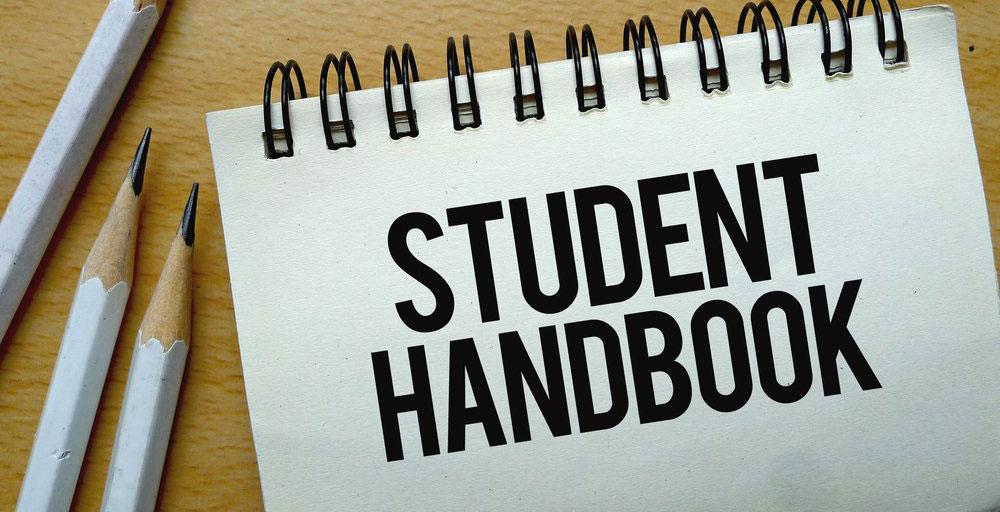 STUDENT HANDBOOK (2021 – 2024)