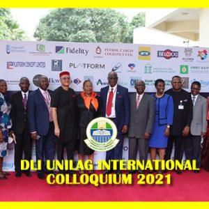 DLI UNILAG INTERNATIONAL COLLOQUIUM (Pictures & Videos)